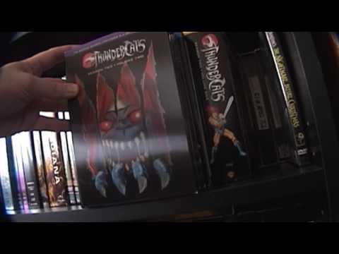 My DVD Collection - Cartoons, Kid Stuff, Classics, Anime (HD Version)