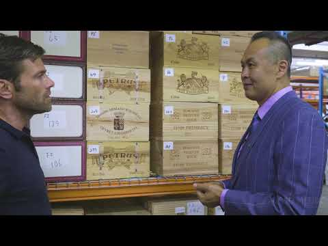 wine article Hong Kongs wine auctions the worlds most expensive wine warehouse  Road less Traveled