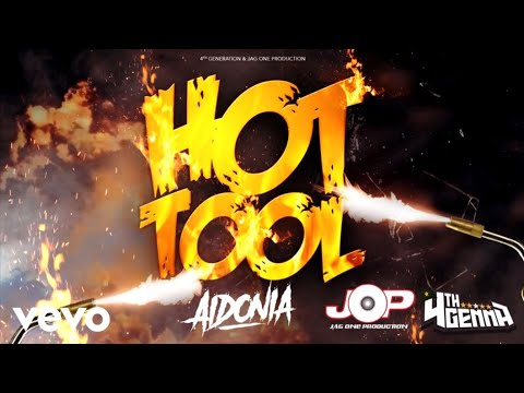 Aidonia - Hot Tool (Audio)