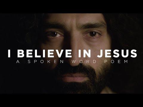 I Believe in Jesus || Spoken Word || David Bowden