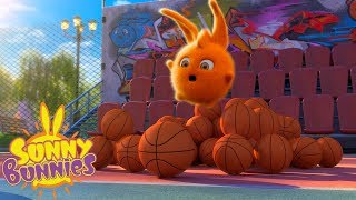 Cartoons for Children | SUNNY BUNNIES - BASKETBALL TEAM | Funny Cartoons For Children