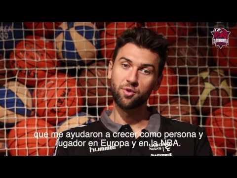 Entrevista Andrea Bargnani