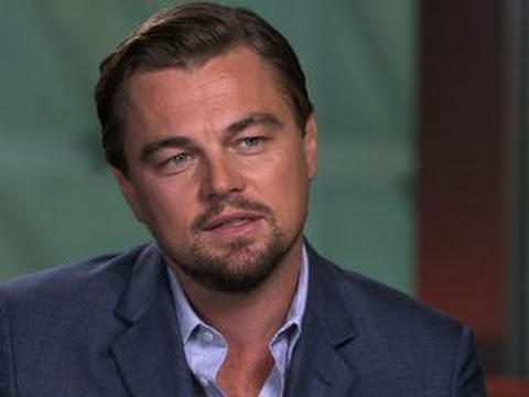 "Leonardo DiCaprio: ""I wanted to be a marine biologist"""