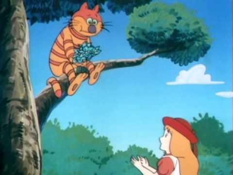 Alice in Wonderland (1983) - Episode 16: Cheshire Cat