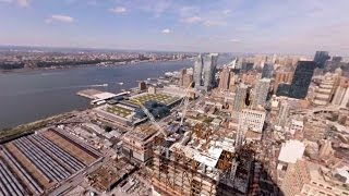 Business Insider's exclusive 360 view of Hudson Yards
