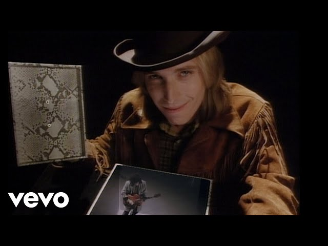 Tom Petty And The Heartbreakers - I Won't Back Down (Official Music Video)