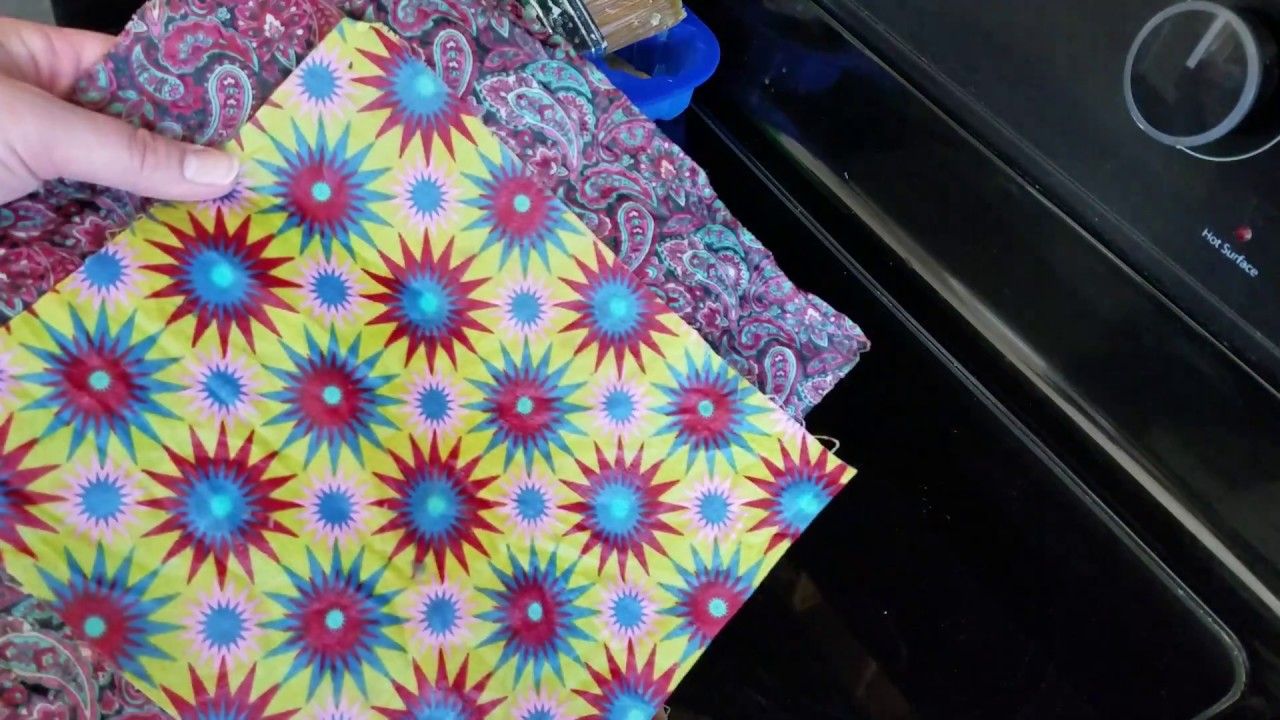 Caring for beeswax wraps: Refreshening and Re-seasoning