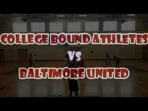 CBA 15u vs Baltimore United