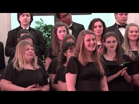 Toccoa Falls College Choir 2019