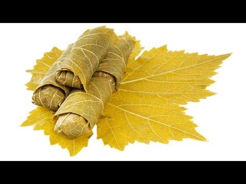 Домашние заготовки. Как заготовить виноградные листья для долмы на зиму