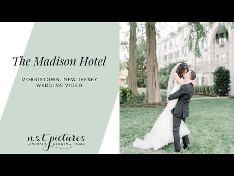 The Madison Hotel Wedding Video :: Morristown, NJ Wedding Videographer :: NST Pictures