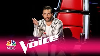 The Voice 2017 - Outtakes: Blake Is Lost (Digital Exclusive)