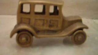 24 carat gold plated car....tarzan the wonder car....with aeysha takia!!!