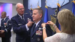 Lieutenant General Michael D. Dubie