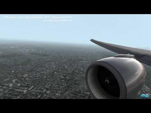 FSX New York City Kennedy INTL Airport (KJFK) Movie Vor.1