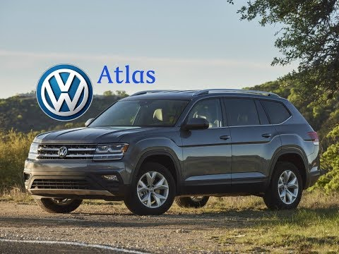 2018 Volkswagen Atlas - A New Segment Leader?