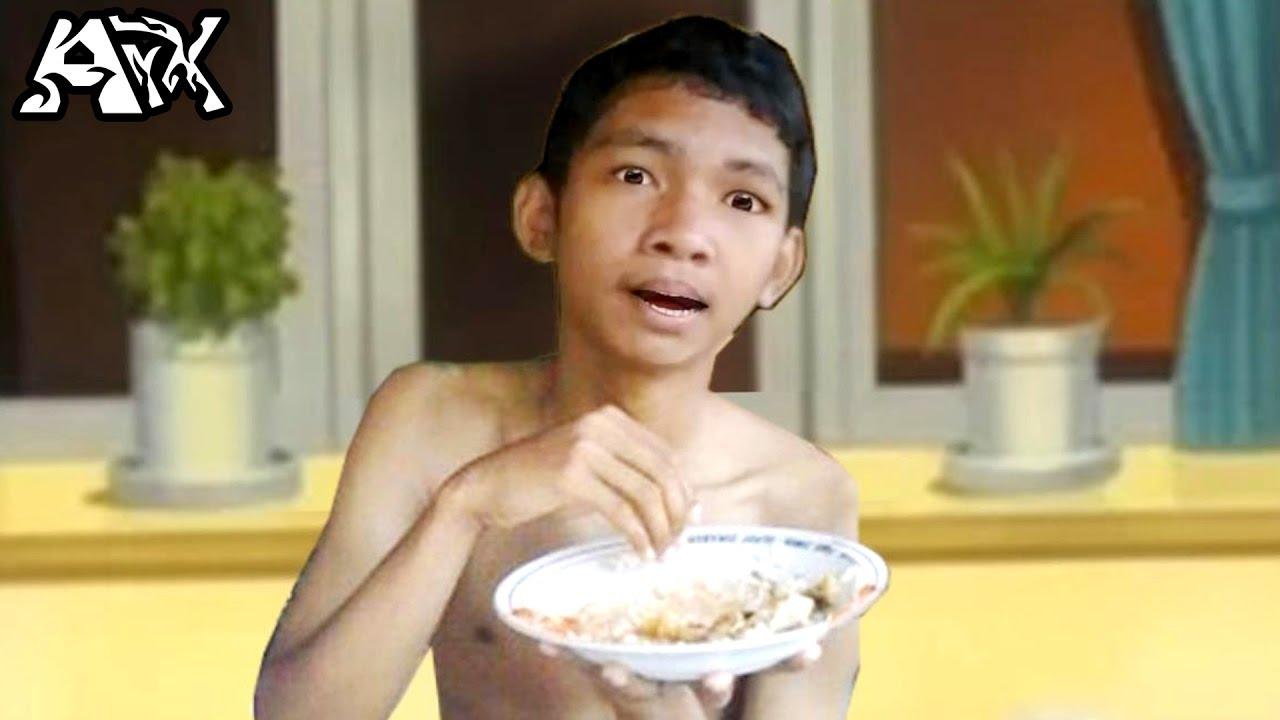 Makan Bang ArmanArX W Young Lex Awkarin Dll YouTube