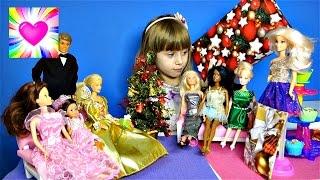 Барби Салон День Рождения Барби Играем в Куклы Барби Мода Одевалки Барби Обнимашки с Машей