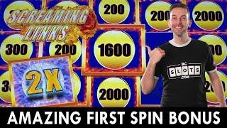 🤑 Amazing FIRST SPIN BONUS 🎰 Screaming Links ⚡Coeur D'Alene Casino #ad