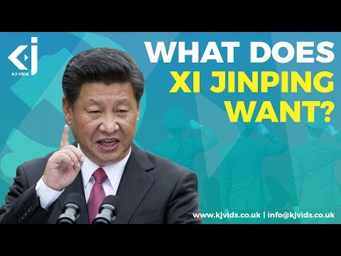 What Does the Chinese President Xi Jinping Want? | The Rise of China Mini Documentary | Episode 3