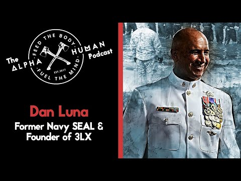 Navy SEAL Dan Luna: Leading Through Volatility