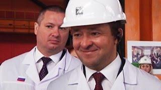 Ильдар Халиков посетил Челябинский трубопрокатный завод