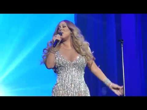 """Mariah Carey """"Vision of Love"""" LIVE 8/18/17 Newark, NJ"""