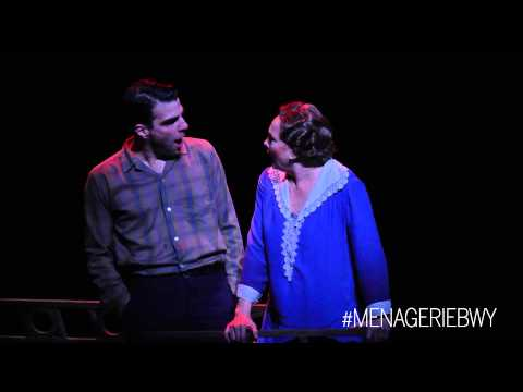 The Glass Menagerie: Zachary and Cherry