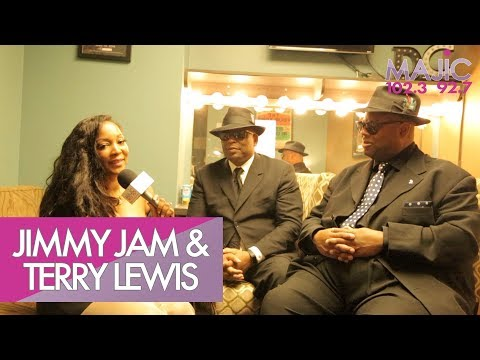 Jimmy Jam & Terry Lewis Give Their Thoughts On Their Brother Donnie Simpson