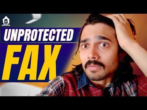 BB Ki Vines- | Unprotected Fax |