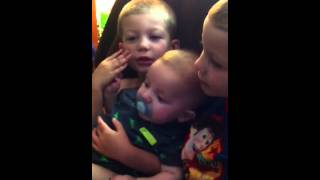 funniest version of hush little baby don t say a word