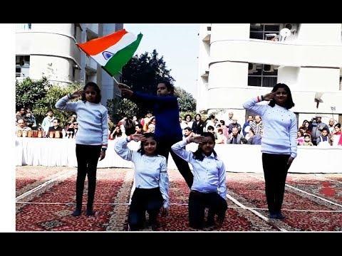 Vande Mataram  AB2  Choreography by Divya Gupta