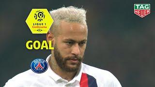 Goal NEYMAR JR (52' pen) / LOSC - Paris Saint-Germain (0-2) (LOSC-PARIS) / 2019-20