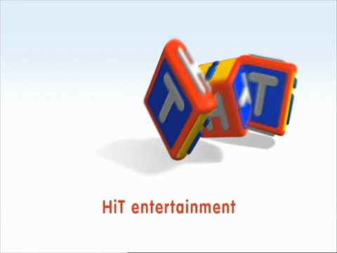 Hit Entertainment Logo From 2009-2014