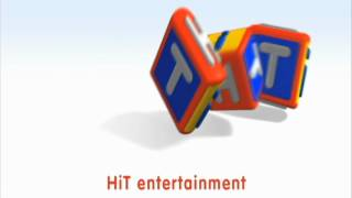 Hit Entertainment Logo From 2009-2013