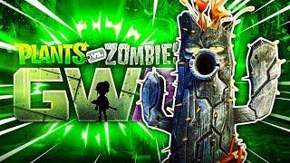 Plants vs. Zombies: GW 2 #56 -  PETRIFIED CACTUS!
