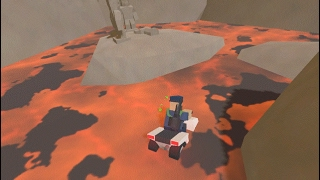 Unturned Hawaii - Glitch INSIDE the VOLCANO!!! (Patched 2/21/17)