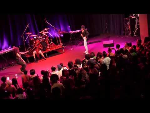 Africa Kamara at the Yemi Alade concert in DMV