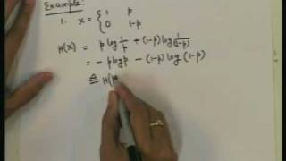 Lecture - 8 Information Theory (Part - 1) thumbnail
