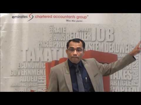 VAT Awareness Programs by Emirates Chartered Accountant Group