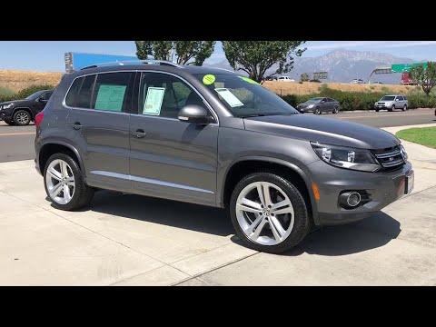 2016 Volkswagen Tiguan Ontario, Claremont, Montclair, San Bernardino, Victorville, CA PW9063