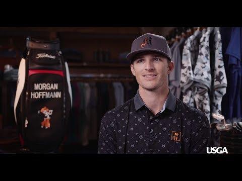 USGA Golf Journal: Morgan Hoffmann - The Power of Positivity
