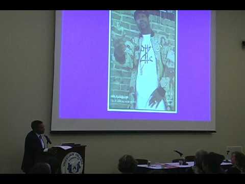 Alvin F. Poussaint - Part 3/4 at CCFC 2008 Summit