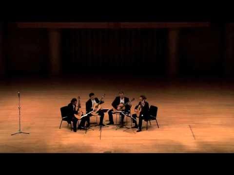 Baltic Guitar Quartet: Fenestrae - Chris Ruebens