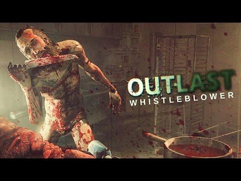 Outlast: Whistleblower. Кошмар Возвращается! #1