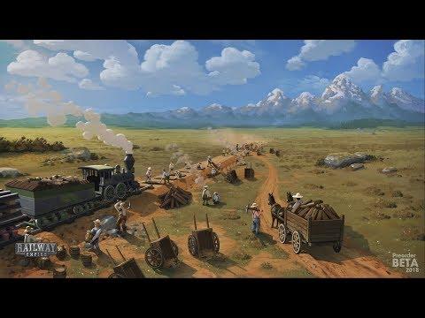 Railway Empire Cattle Drive Part 1 (President)