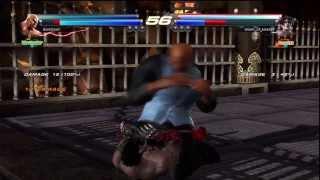 TTT2 Steve / Marduk vs Heihachi / Devil Jin / Violet #3