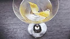 Rezept für einen klassischen Wodka-Martini | Miomente