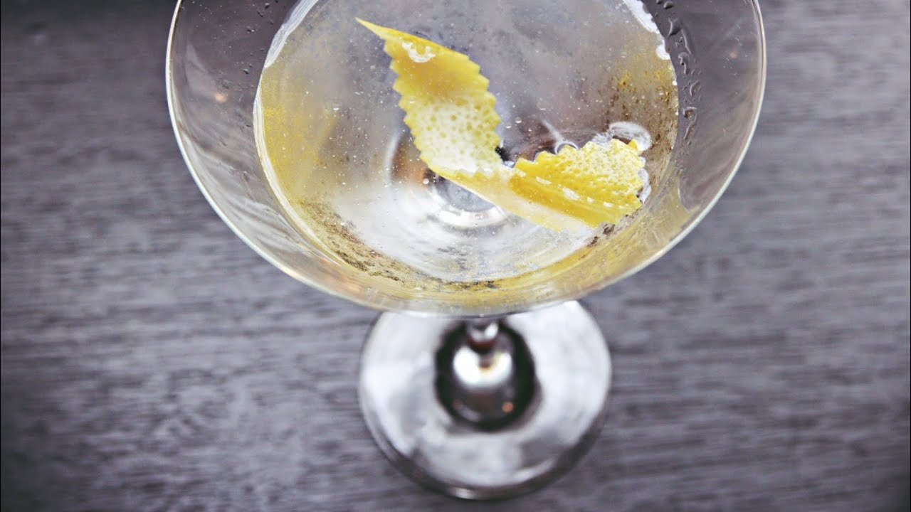 Martini bianco rezept klassisch