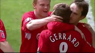 Gerrard vs West Ham United (2005-06 English FA Cup Final)